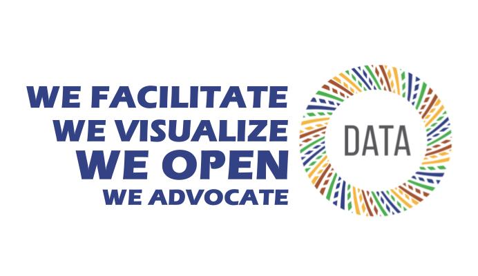 We facilitate  Sustainable Development Data