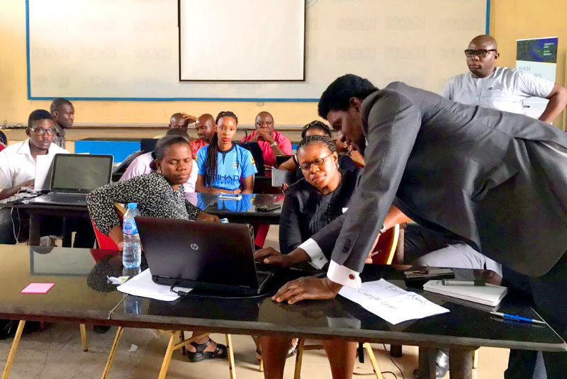 xMentorship and Training Session with Blaise Aboh